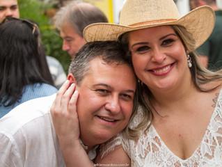 Mini Wedding em São Paulo -  Renata e Heitor