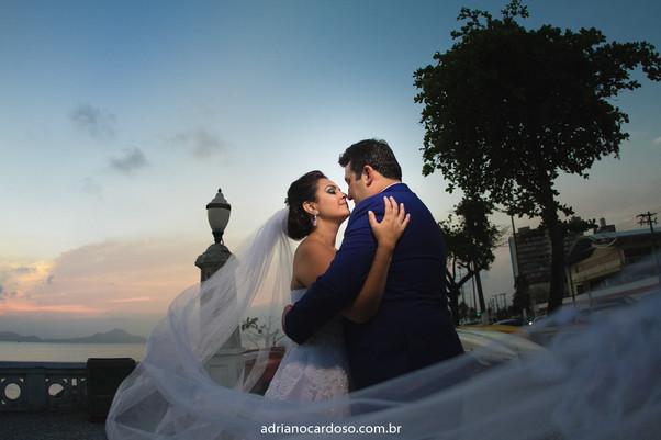 Casamento em Santos - Paula e Thiago