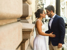 Mini Wedding em Santos - Marina e Daniel