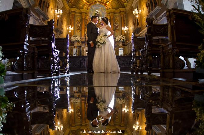 Casamento em Santos -  Pollyana e Ricardo
