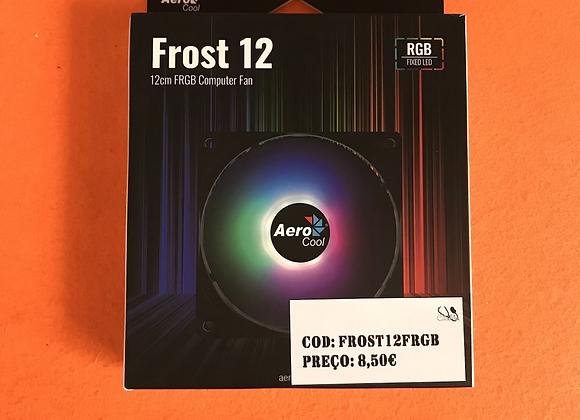 Ventoinha Frost 12 RGB