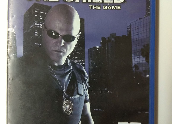 THE SHIELD THE GAME