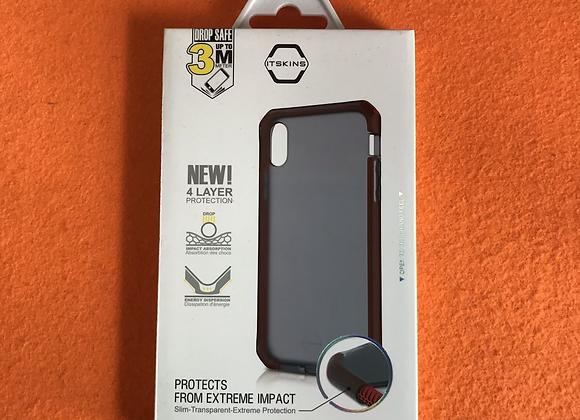 Capa iPhone XS/X drop safe encarnada