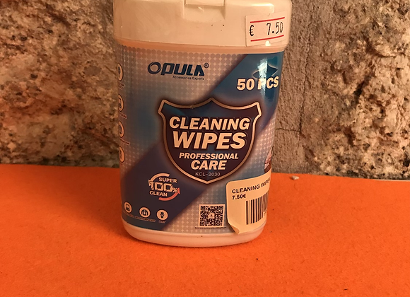 Cleaning Wired 50 unidades