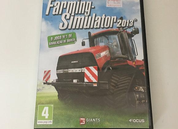 FARMING SIMULATER 2013