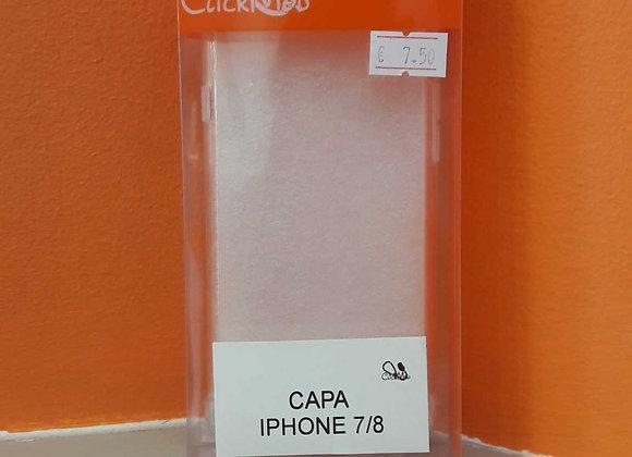 Capa iPhone 7/8
