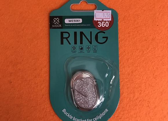 Suporte de anel para telemóvel Ring WE5061
