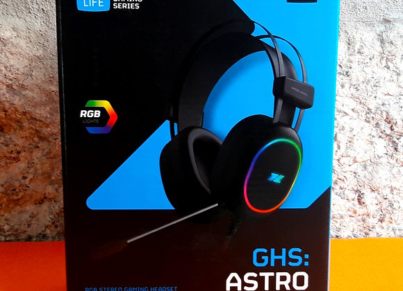 1Life GHS: Astro RGB Stereo Gaming