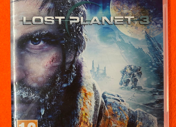 Jogo PS3 LOST PLANET 3
