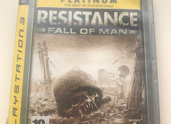 Resistance Fall Of Man Platinum