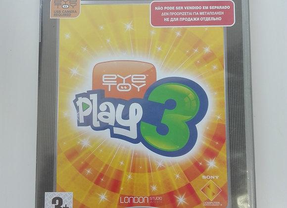 EyeToy: Play 3 Platinum