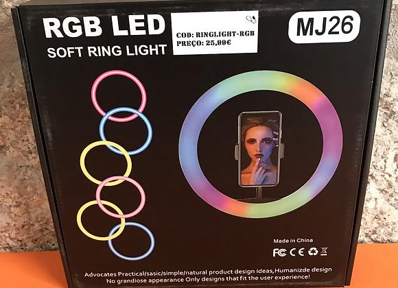 RGB LED MJ26 Software Ring Light