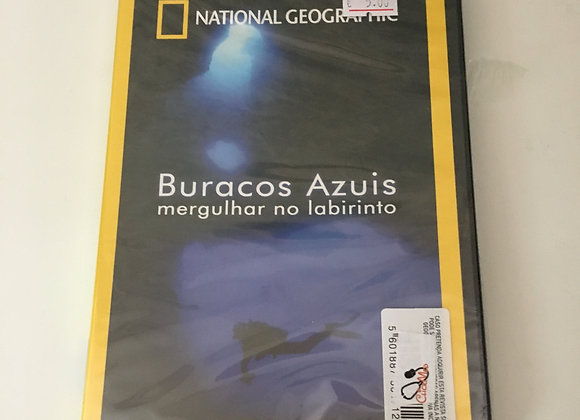 NATIONAL GEOGRAPHIC BURACOS AZUIS
