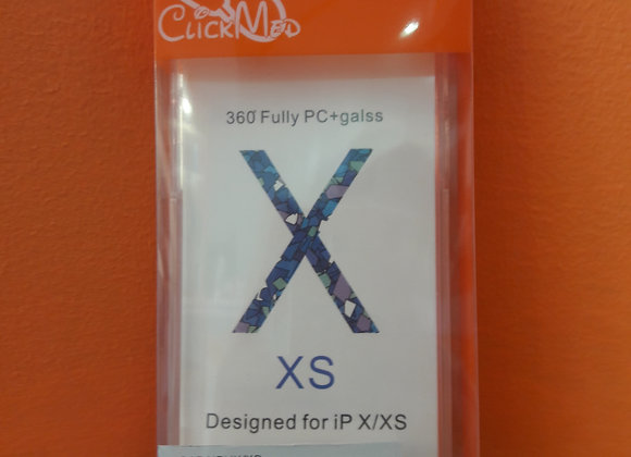Capa 360 iPhone X/XS