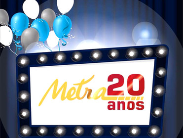 METRA COMEMORA 20 ANOS DE ATIVIDADES COMO OPERADORA-MODELO DE TRANSPORTES NO BRASIL