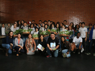 METRA CONSCIENTIZA ESTUDANTES SOBRE A PRESERVAÇÃO E O USO RACIONAL DA ÁGUA