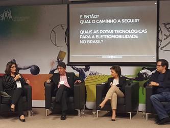 ELETRA REALÇA A IMPORTÂNCIA DA ELETROMOBILIDADE EM SEMINÁRIO REALIZADO EM BRASÍLIA