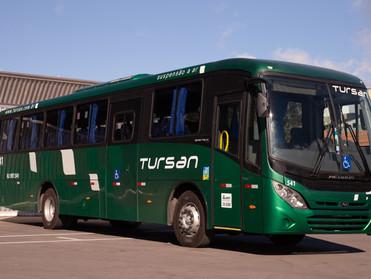 TURSAN TURISMO COMPRA 25 ÔNIBUS NEOBUS SPECTRUM 325