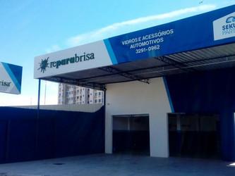 REPARABRISA AUTOVIDROS INAUGURA EM SALVADOR LOJA EM PARCERIA COM A SAINT-GOBAIN AUTOVER