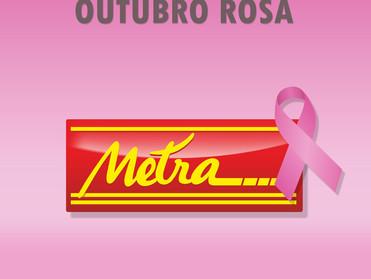 METRA E EMTU PROMOVEM CAMPANHA OUTUBRO ROSA