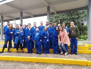 PROGRAMA ENVOLVER MARCOPOLO ABRE MERCADO DE TRABALHO A MAIS DE 100 PESSOAS COM DEFICIÊNCIA INTELECTU
