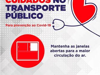 BR7 MOBILIDADE APLICA COM SUCESSO PROTOCOLO DE SEGURANÇA NO TRANSPORTE COLETIVO DE SÃO BERNARDO
