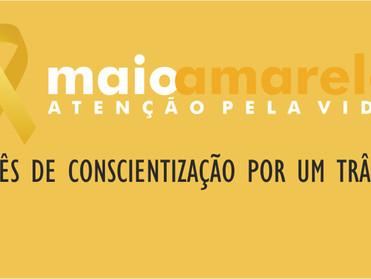 METRA REALIZA AÇÃO PARA PREVENIR ACIDENTES NO TRÂNSITO