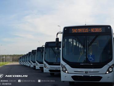 ASA LOCADORA DE VEÍCULOS, DE BRASÍLIA, ADQUIRE 16 ÔNIBUS NEOBUS