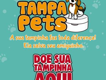 PARA AJUDAR ANIMAIS EM SITUAÇÃO DE RISCO, SBCTRANS LANÇA CAMPANHA TAMPA PET