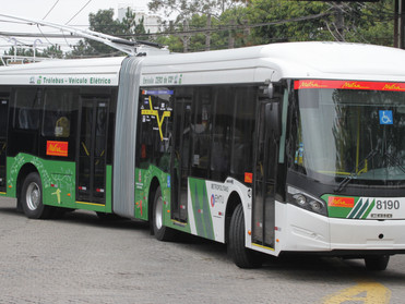 TRANSPORTE COLETIVO URBANO DE EXCELÊNCIA É REALIDADE EM SÃO PAULO