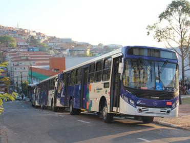 SBCTRANS AMPLIA SERVIÇOS Á POPULAÇÃO COM 30 NOVOS ÔNIBUS
