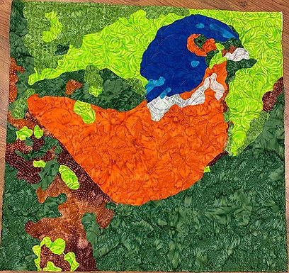 Pixelated Quilt