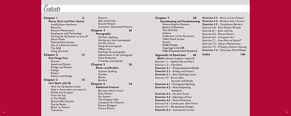 Got IQ 2017 Table of Contents