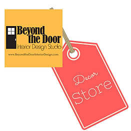 beyond the door interior design studio presents the decor store an affordable choice for adding in those finishing touches of home decor to your interior - The Decor Store