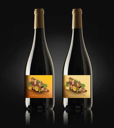 wine hop vin houblonné houblon dry hopping amarillo duck rtl