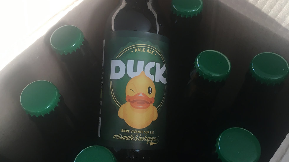 DUCK Pale Ale 33cl 5°