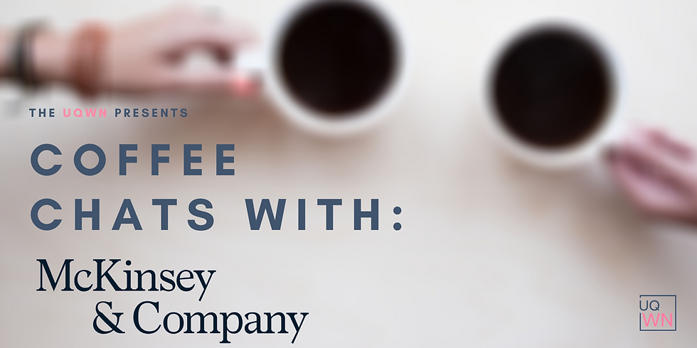 Coffee Chats with McKinsey & Company