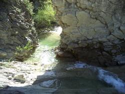 Rivière de la combe de Sauve