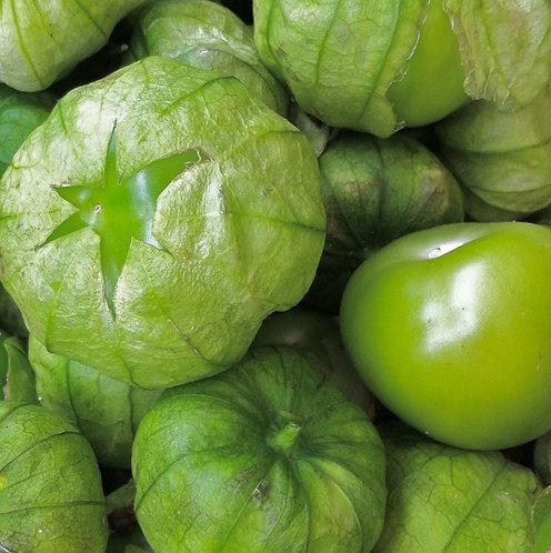 Green Tomatillo Pound