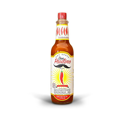 Don Paulino Traditional Hot Sauce