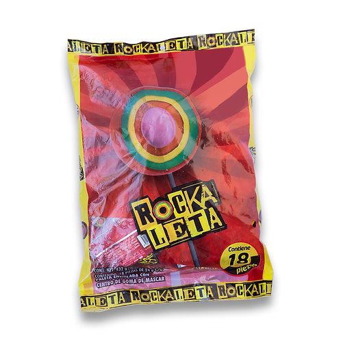 Rockaleta Lollipops