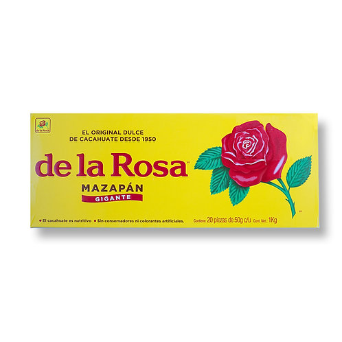 Jumbo Mazapan De la Rosa