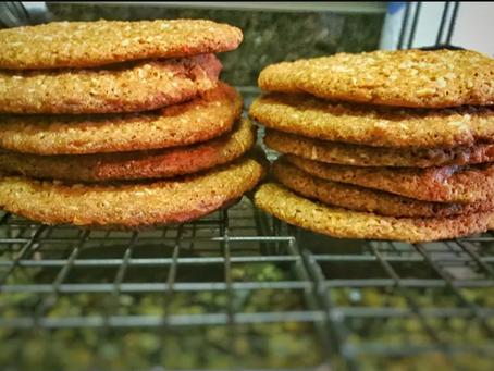 Ooey Gooey Coconut Cookies