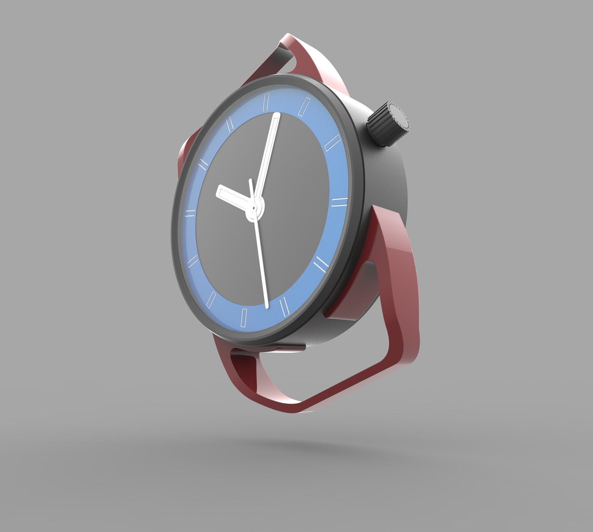 Watch Design Keyshot Render