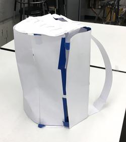 Quick Prototype Backpack