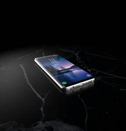 Galaxy S8 Keyshot Render