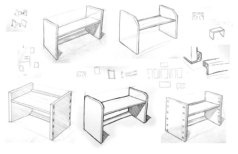Refinement Sketches