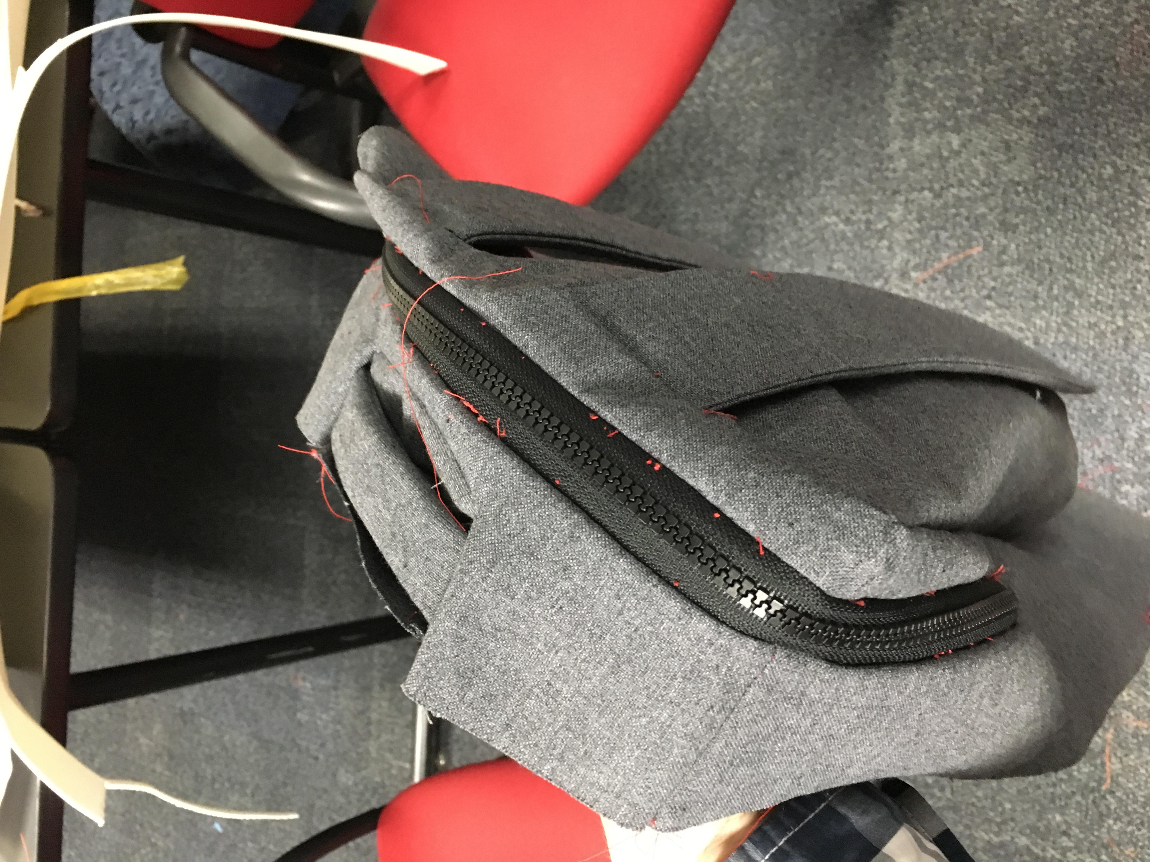 Bag In Progress