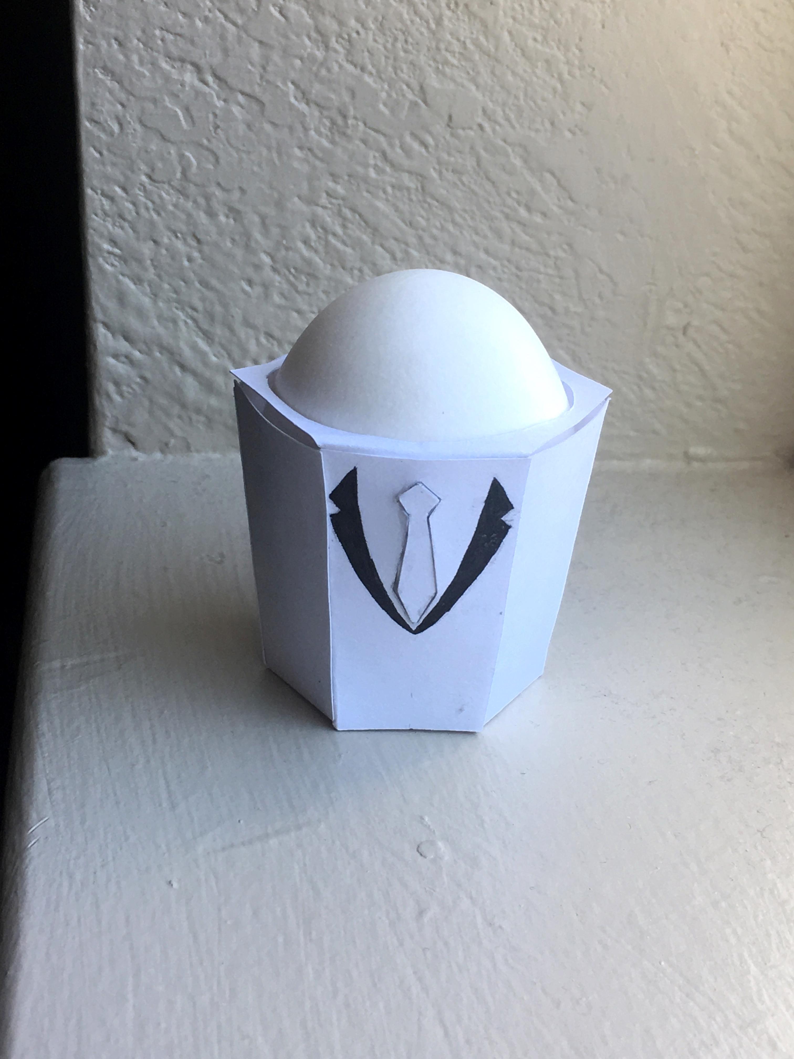 Egg Suit Prototype