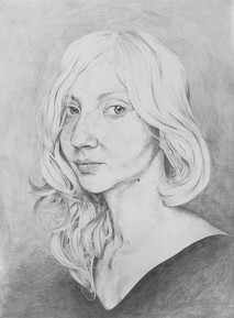 Pencil Portrait Ania